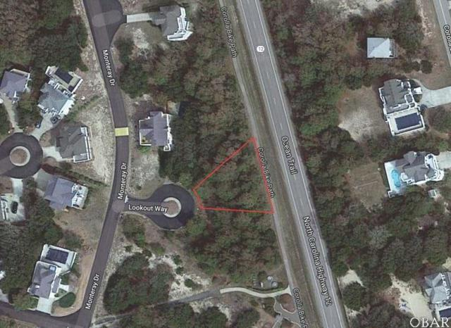 873 Lookout Way Lot 33, Corolla, NC 27927 (MLS #100190) :: Hatteras Realty