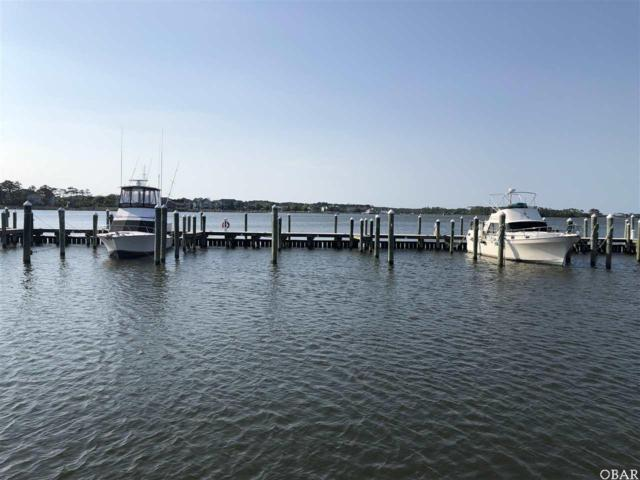 0 Docks R14 North Bay Club Drive Slip R14, Manteo, NC 27954 (MLS #100506) :: Outer Banks Realty Group