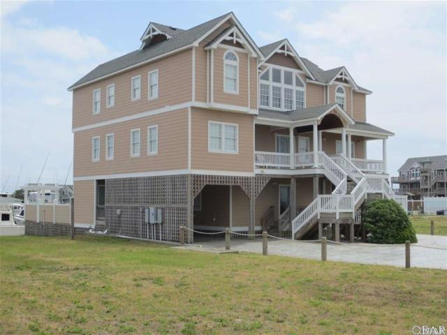 58157 Hatteras Harbor Court Lot 19, Hatteras, NC 27943 (MLS #100552) :: Hatteras Realty