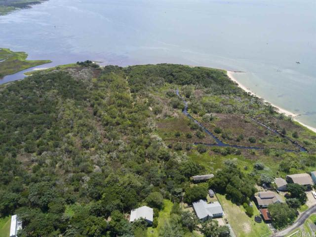 82 Loop Road, Ocracoke, NC 27960 (MLS #100927) :: Hatteras Realty