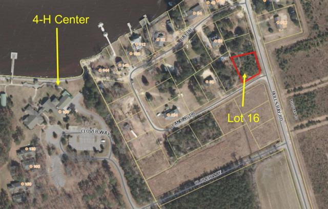 0 Landing Drive Lot 16, Columbia, NC 27925 (MLS #101049) :: Hatteras Realty