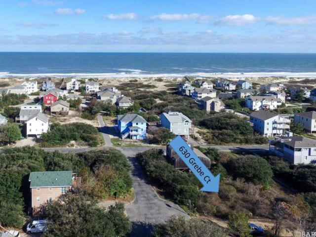 630 Grebe Court Lot 24, Corolla, NC 27927 (MLS #101266) :: Midgett Realty