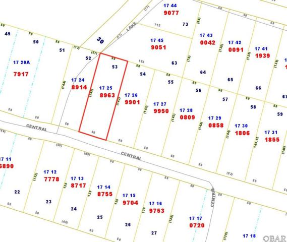 205 Central Drive Lot 53, Ocracoke, NC 27960 (MLS #101412) :: Outer Banks Realty Group