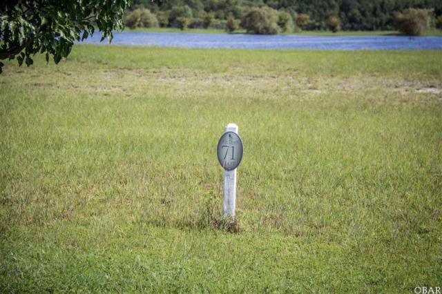 116 Colington Circle Lot 71, Aydlett, NC 27916 (MLS #101435) :: Outer Banks Realty Group