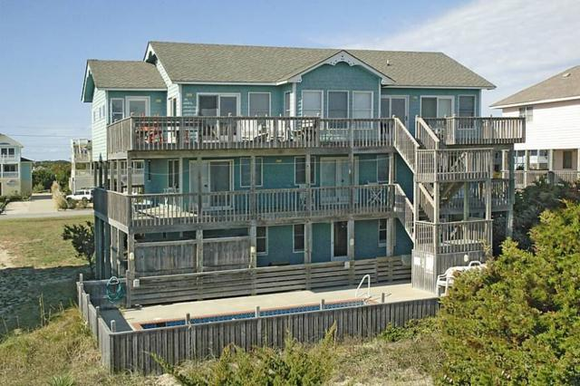 41133 Ocean View Drive Lot 13, Avon, NC 27915 (MLS #101569) :: Outer Banks Realty Group
