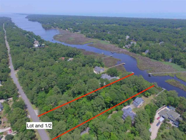 1037 Creek Road Lot10,1/2 11, Kitty hawk, NC 27949 (MLS #101606) :: Surf or Sound Realty