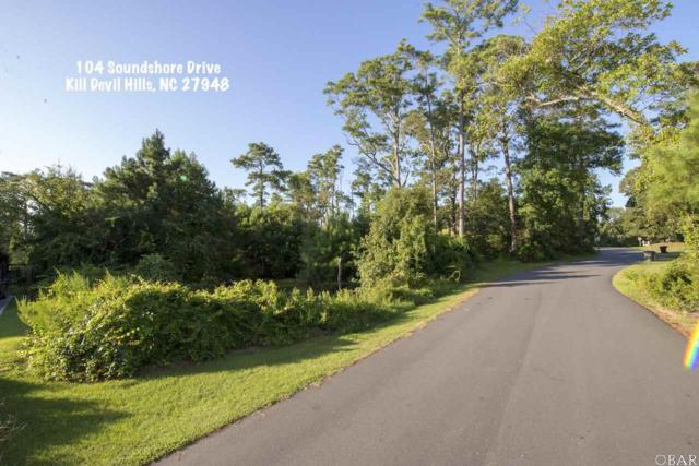 104 Soundshore Drive Lot 20-C, Kill Devil Hills, NC 27948 (MLS #101748) :: Surf or Sound Realty