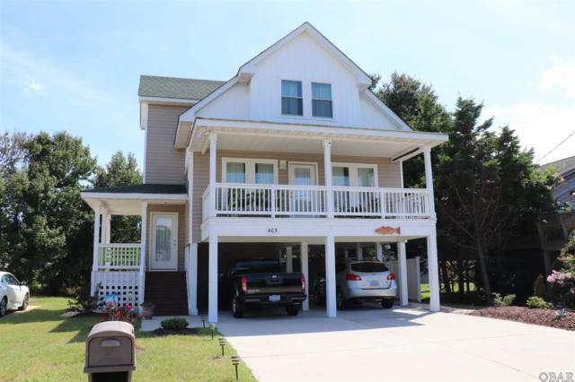 405 W Durham Street Lot 632, Kill Devil Hills, NC 27948 (MLS #101953) :: Surf or Sound Realty