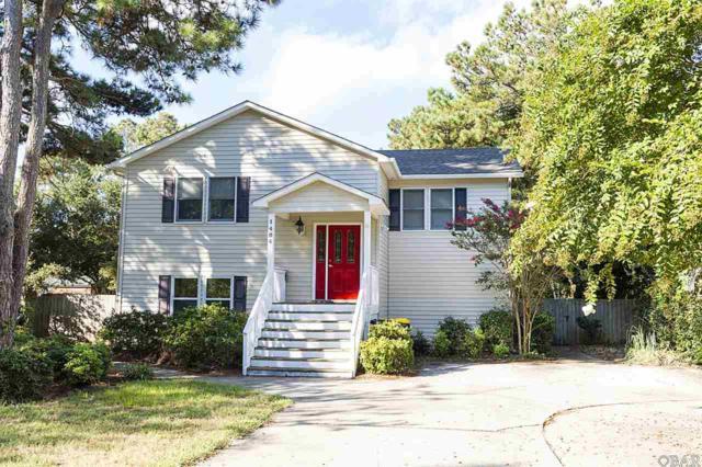 1404 Harrington Avenue Lot 2, Kill Devil Hills, NC 27948 (MLS #102027) :: Hatteras Realty