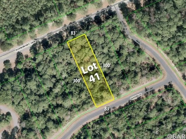 133 Chicora Ct Lot 41, Manteo, NC 27954 (MLS #102044) :: Outer Banks Realty Group