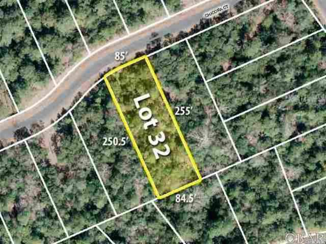 140 Chicora Ct Lot 32, Manteo, NC 27954 (MLS #102045) :: Outer Banks Realty Group
