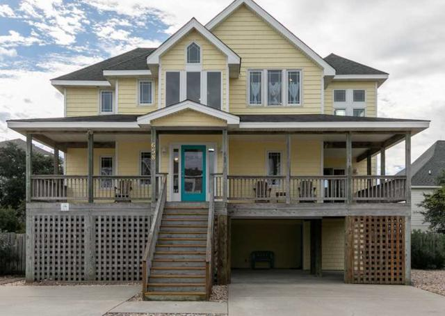 658 Sand Plum Court Unit 54, Corolla, NC 27927 (MLS #102402) :: Hatteras Realty