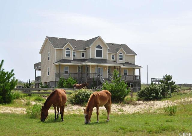 2213 Sandfiddler Road Lot#8, Corolla, NC 27927 (MLS #102409) :: Hatteras Realty