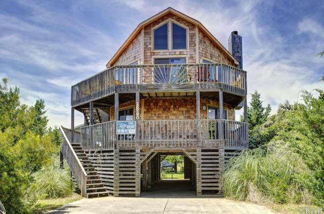 26790 Colony Drive Lot 57, Salvo, NC 27972 (MLS #102591) :: Hatteras Realty