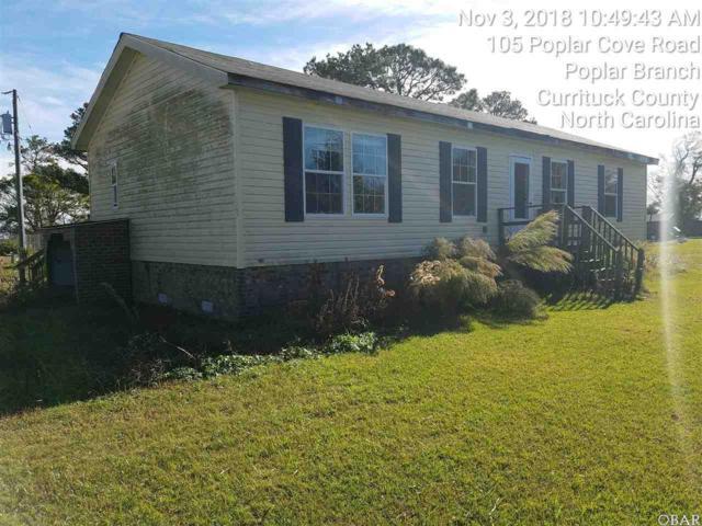 105 Poplar Cove Road Lot 15, Poplar Branch, NC 27965 (MLS #102603) :: Matt Myatt | Keller Williams