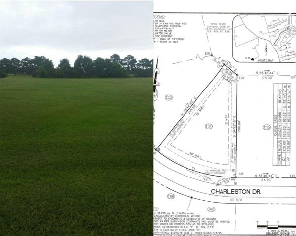 163 Charleston Drive Lot 134, Grandy, NC 27939 (MLS #102630) :: Hatteras Realty