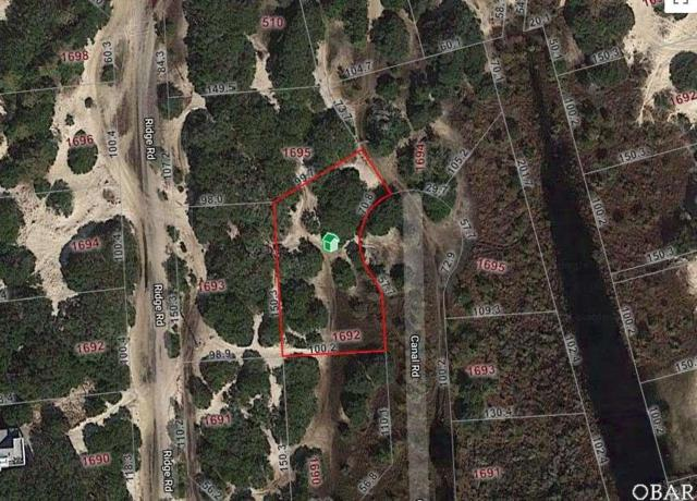 1692 Canal Road Lot 119, Corolla, NC 27927 (MLS #102663) :: Hatteras Realty