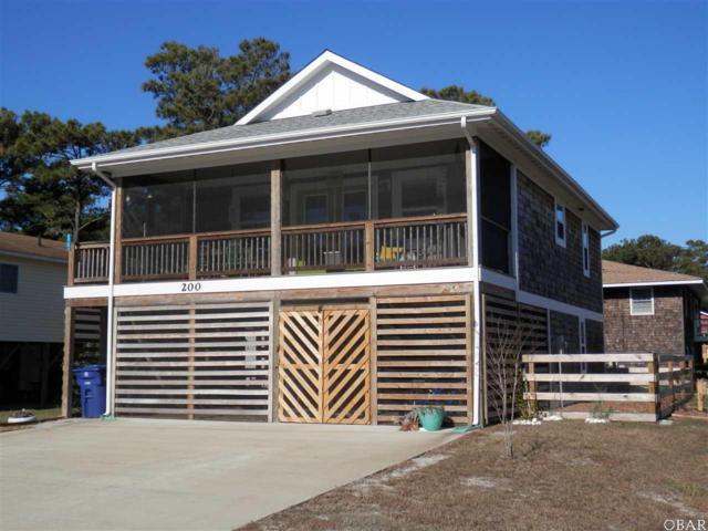 200 W Barnes Street Lot #25, Nags Head, NC 27959 (MLS #102778) :: Matt Myatt | Keller Williams