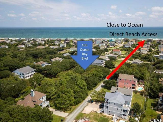 106 Ocean Bay Boulevard Lot Seenotes, Duck, NC 27949 (MLS #102858) :: Matt Myatt | Keller Williams