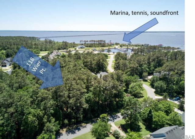 118 Weir Point Drive Lot 26, Manteo, NC 27954 (MLS #102877) :: AtCoastal Realty