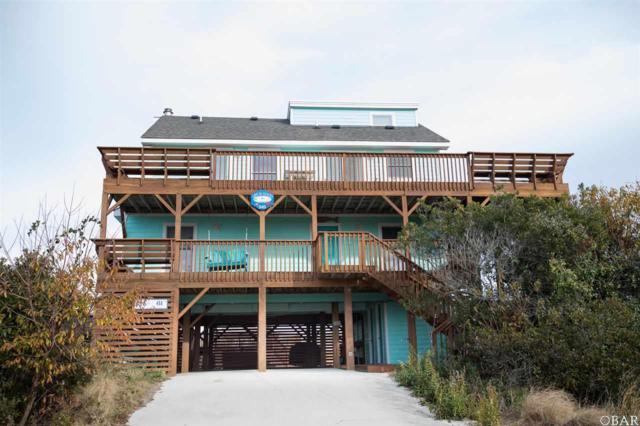 849 Lighthouse Drive Lot 1, Corolla, NC 27927 (MLS #102897) :: Matt Myatt | Keller Williams