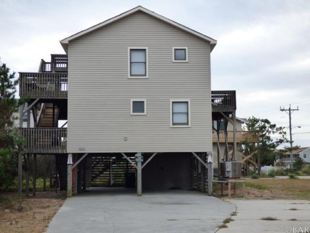 8645 E Tide Drive Lot 12, Nags Head, NC 27959 (MLS #102932) :: Hatteras Realty