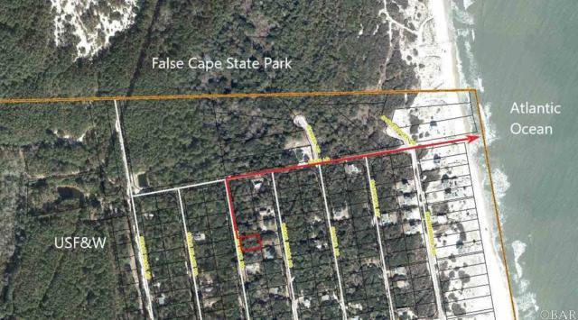 2389 False Cape Road Lot # 20, Corolla, NC 27927 (MLS #103353) :: Surf or Sound Realty