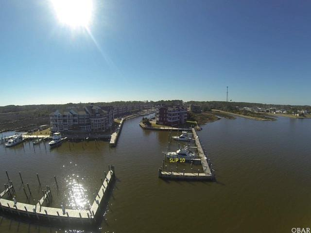 0 Docks Slip R 10, Manteo, NC 27954 (MLS #103572) :: Hatteras Realty