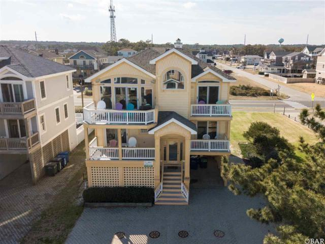 2302 S Oneto Lane Lot 6, Nags Head, NC 27959 (MLS #103687) :: AtCoastal Realty