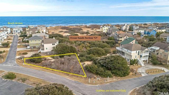 653 Seabird Way Lot#1A, Corolla, NC 27927 (MLS #103727) :: Surf or Sound Realty
