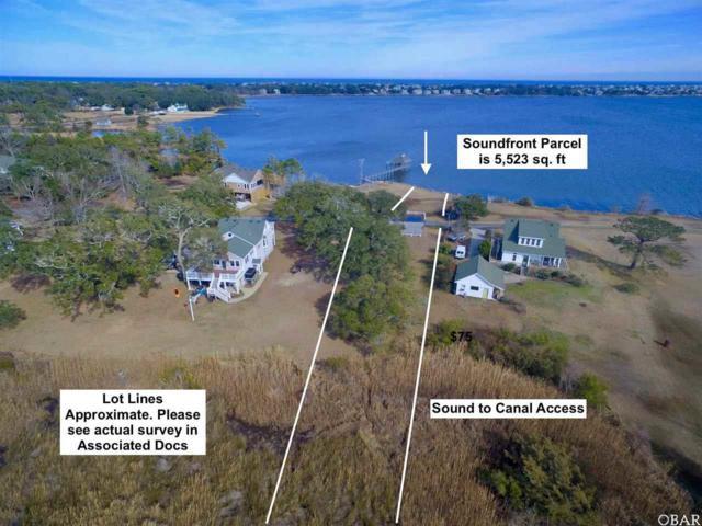3710 Herbert Perry Road Lot # 2-R, Kitty hawk, NC 27949 (MLS #103808) :: Outer Banks Realty Group