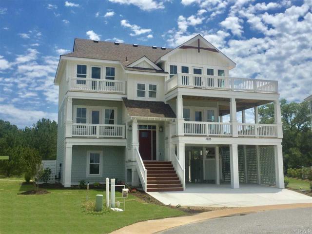 1025 Cruz Bay Lane Lot 9, Corolla, NC 27927 (MLS #103813) :: Surf or Sound Realty
