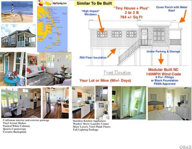 24226 Dean Avenue Lot #44, Rodanthe, NC 27968 (MLS #103959) :: Midgett Realty