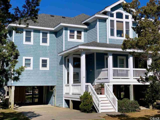 18 Bebe Lane Lot 8, Ocracoke, NC 27960 (MLS #104112) :: Hatteras Realty
