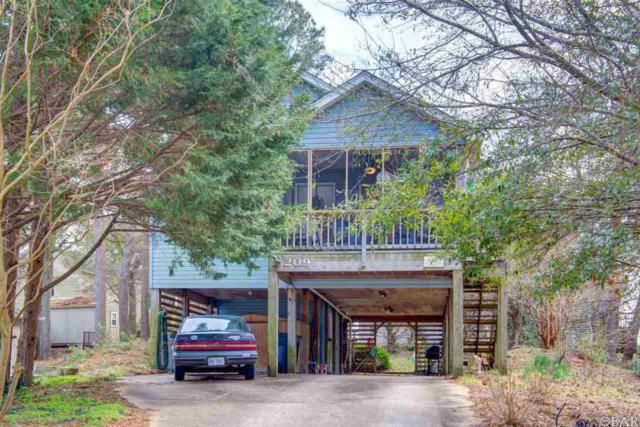 209 Sir Chandler Drive Lot #127, Kill Devil Hills, NC 27948 (MLS #104122) :: Surf or Sound Realty