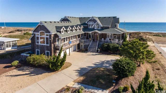 94 Ocean Boulevard Lot 9 & 10, Southern Shores, NC 27949 (MLS #104128) :: Hatteras Realty