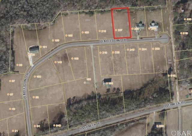 237 Pearce Point Drive Lot 13, Columbia, NC 27925 (MLS #104158) :: Midgett Realty
