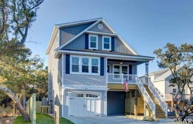 304 Holly Street Lot 10, Kill Devil Hills, NC 27948 (MLS #104205) :: Outer Banks Realty Group