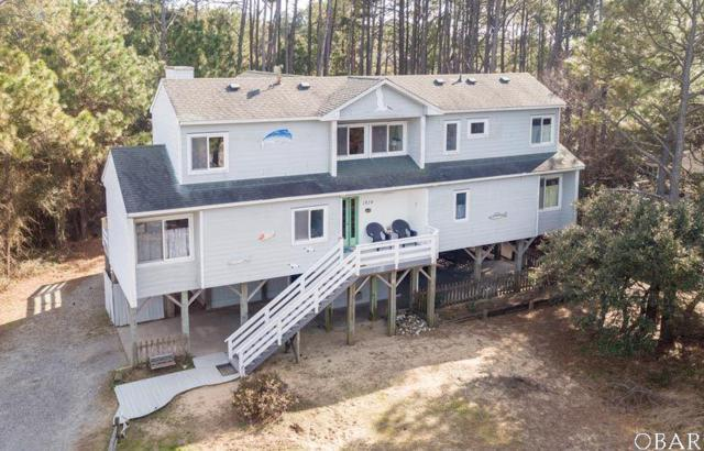 1216 Coral Lane Lot 5, Corolla, NC 27927 (MLS #104284) :: Hatteras Realty