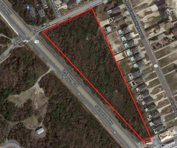 100 E Hollowell Avenue Lot 351-369, Nags Head, NC 27959 (MLS #104487) :: Sun Realty