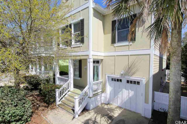 1203 Argus Road Lot 50, Kill Devil Hills, NC 27948 (MLS #104611) :: Outer Banks Realty Group