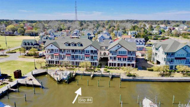 0 Docks Slip 4, Manteo, NC 27954 (MLS #104674) :: Matt Myatt | Keller Williams