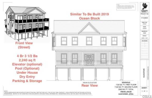 24226 Dean Avenue Lot 44, Rodanthe, NC 27968 (MLS #104743) :: Outer Banks Realty Group