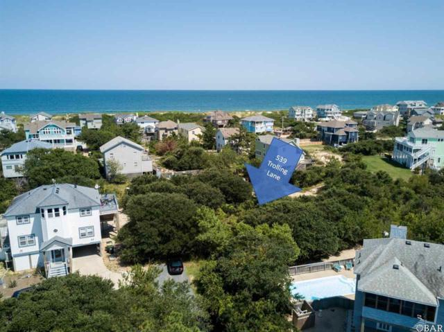 539 Trolling Lane Lot #203D, Corolla, NC 27927 (MLS #104924) :: Surf or Sound Realty
