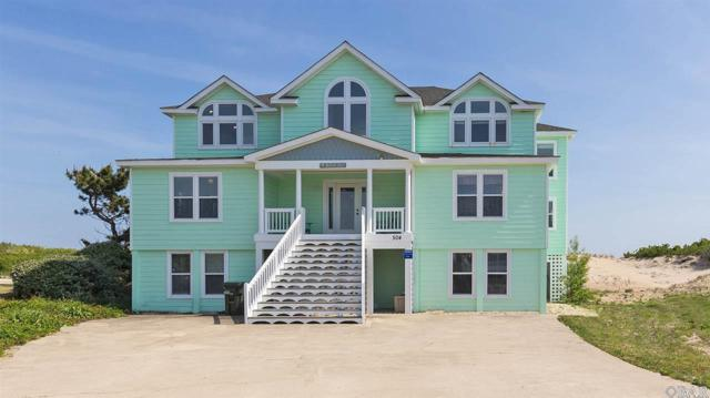 504 Breakers Arch Lot#14, Corolla, NC 27927 (MLS #105111) :: Corolla Real Estate | Keller Williams Outer Banks