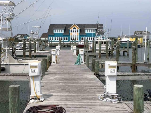 0 Docks Slip #40, Hatteras, NC 27943 (MLS #105143) :: Surf or Sound Realty