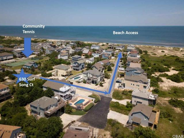 630 Surf Song Court Lot 313, Corolla, NC 27927 (MLS #105297) :: Hatteras Realty