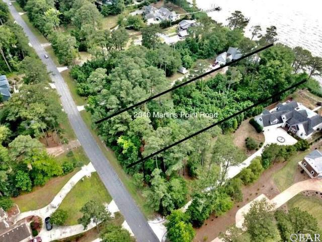 2040 Martins Point Road Lot 26, Kitty hawk, NC 27949 (MLS #105337) :: Outer Banks Realty Group