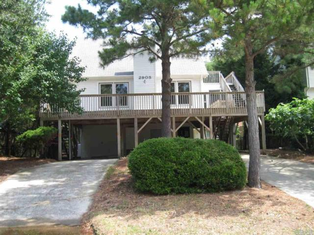 2905 S Lost Colony Drive Lot 6, Nags Head, NC 27959 (MLS #105349) :: Corolla Real Estate | Keller Williams Outer Banks