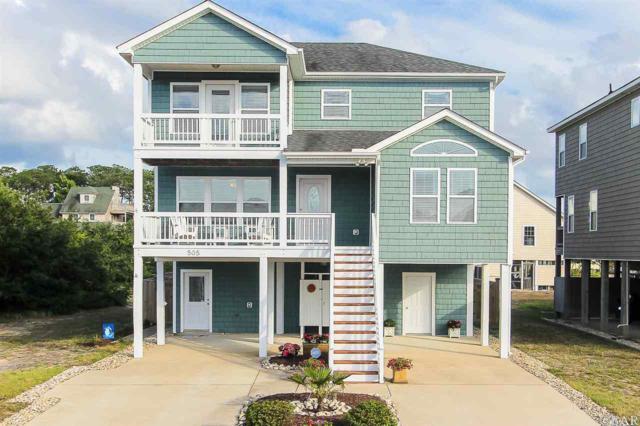 505 W Archdale Street Lot 19-20, Kill Devil Hills, NC 27948 (MLS #105551) :: Surf or Sound Realty